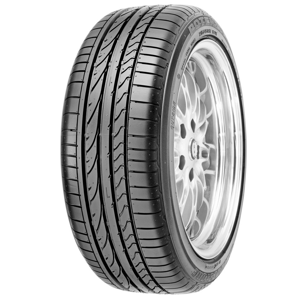 Pneu 245/45R17 Bridgestone Potenza RE050A RFT 95Y RUN FLAT (Original Audi A6, Mercedes Classe E)