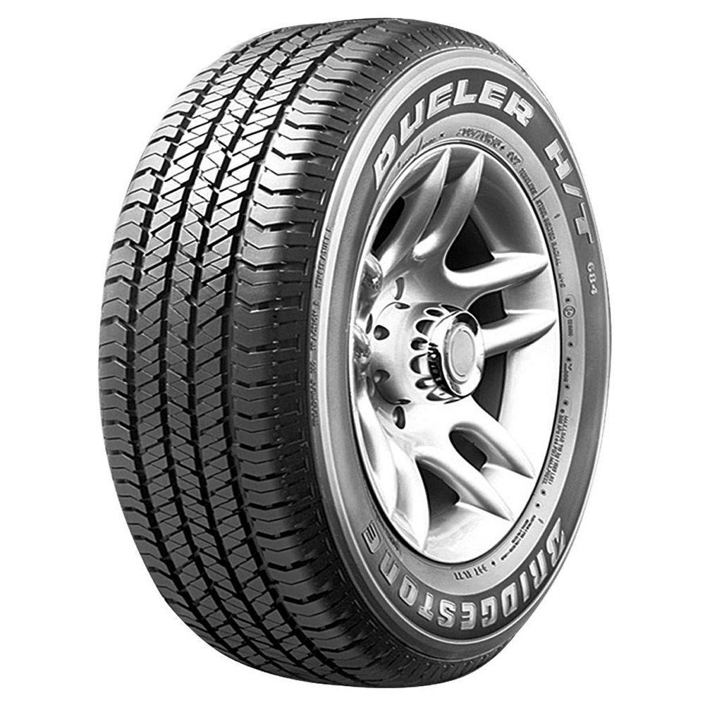 Pneu 245/65R17 Bridgestone Dueler H/T 684 III 111T (Original VW Amarok)