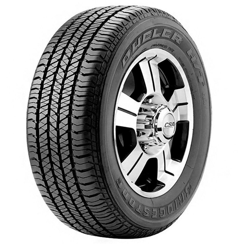 Pneu 255/65R17 Bridgestone Dueler H/T 684 II Ecopia 110T (Original Chevrolet S10)  (PREVISÃO DE DESPACHO 05/05/2021)