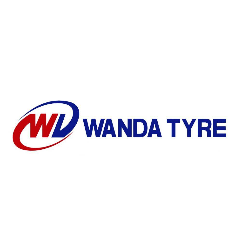 Pneu 25x08R12 Wanda P-350 6 Lonas Dianteiro 43J  - Quadriciclo Outlander