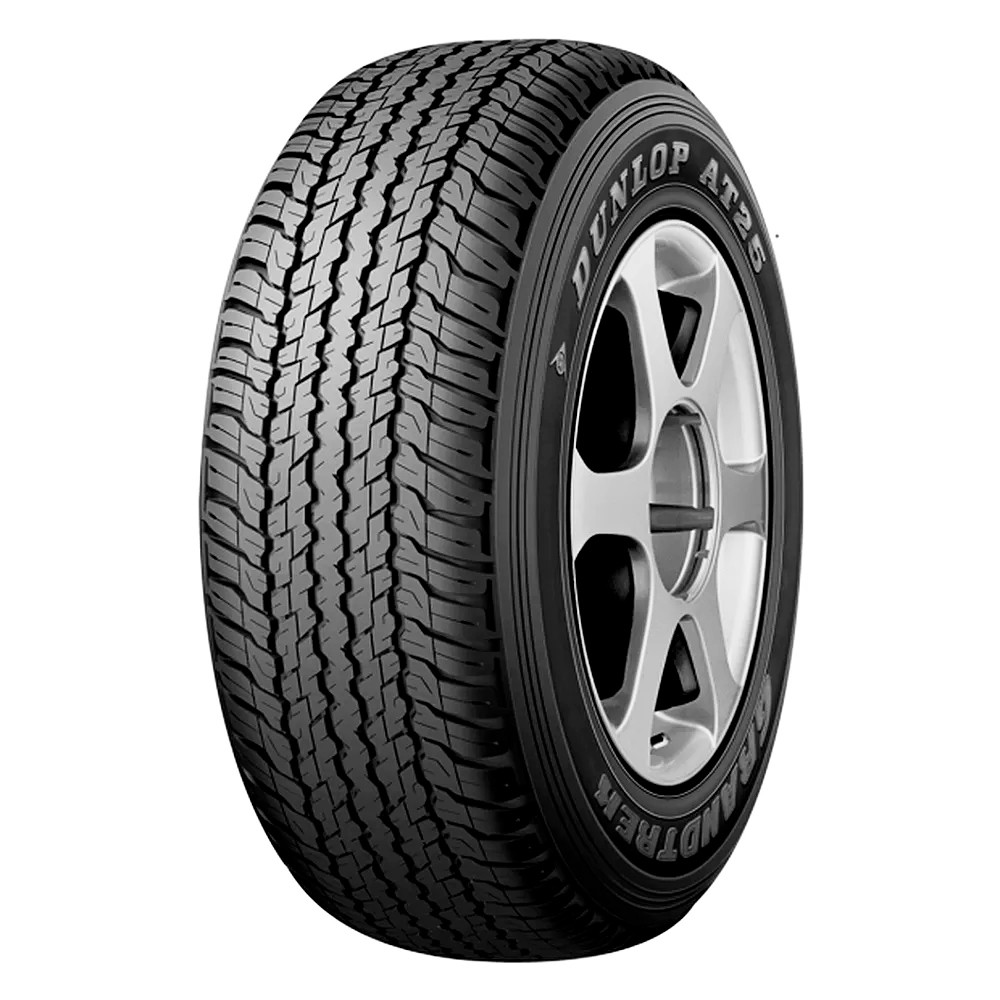 Pneu 265/65R17 Dunlop Grandtrek AT25 112S (Original Toyota Hilux SW4 2016)