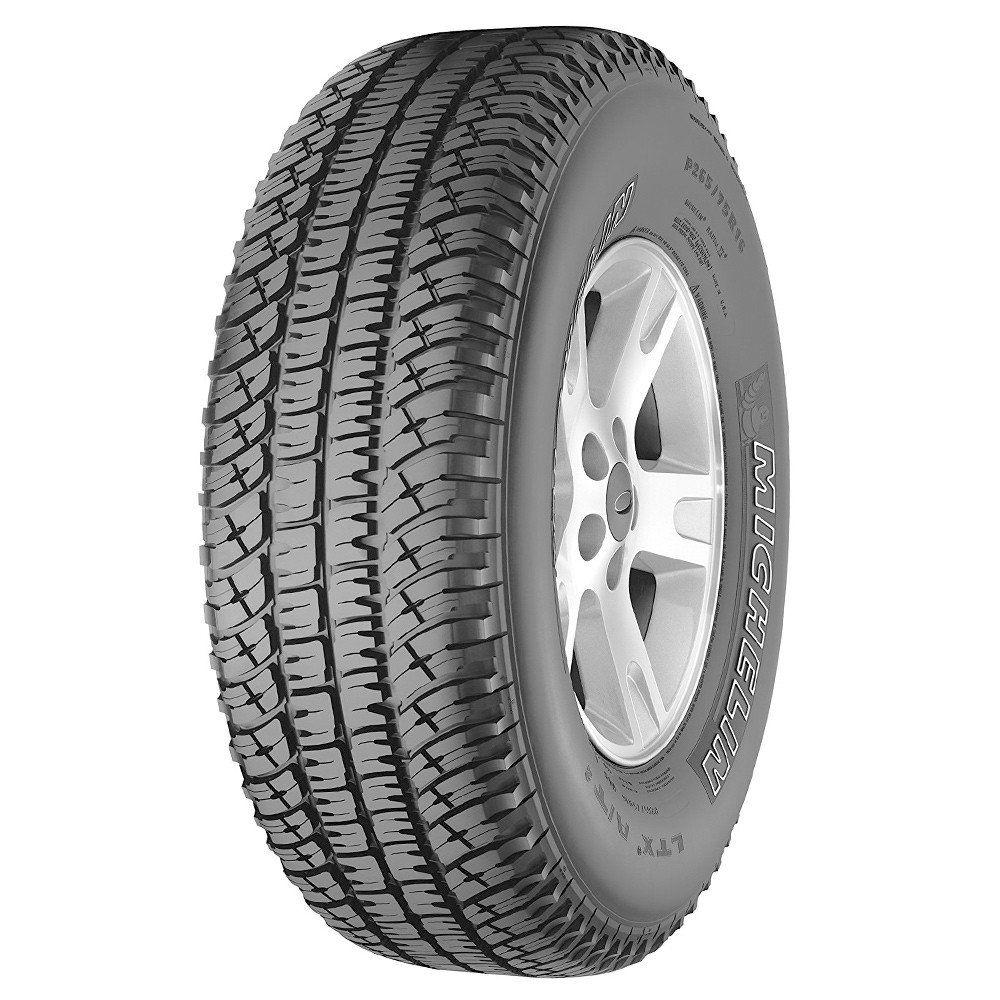 Pneu 265/65R17 Michelin LTX A/T2 112S (Apenas 1 unidade disponível)