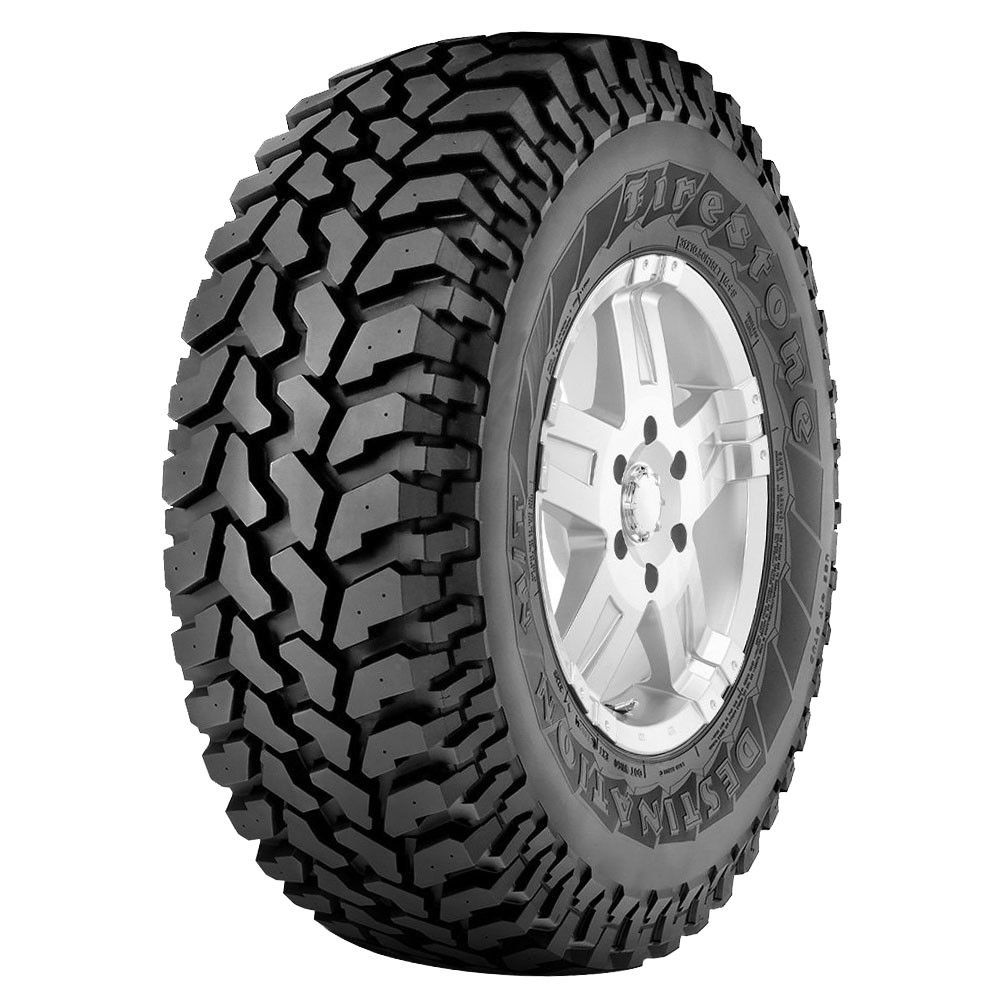 Pneu 265/70R16 Firestone Destination MT 23 MUD 110/107Q