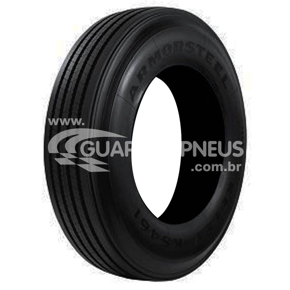 Pneu 275/80R22,5 Goodyear Kelly KS 461 Liso 16 Lonas