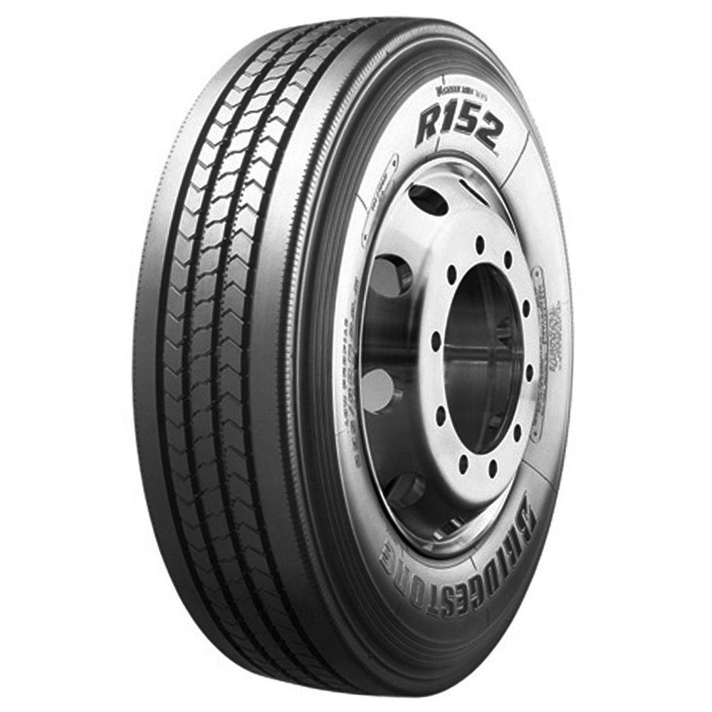 Pneu 295/80R22,5 Bridgestone R152 Liso 152/148M 16 Lonas