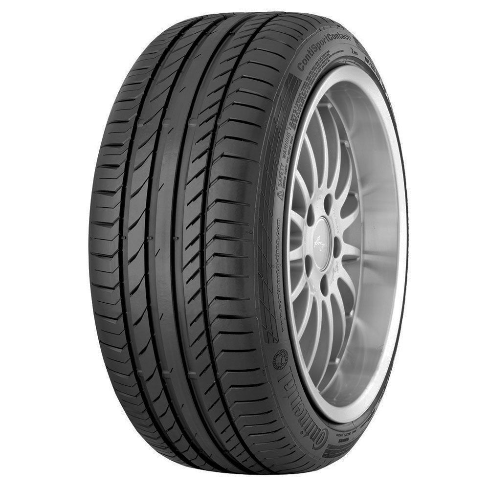 Pneu 315/35R20 Continental ContiSport Contact 5 SSR 110W RUN FLAT