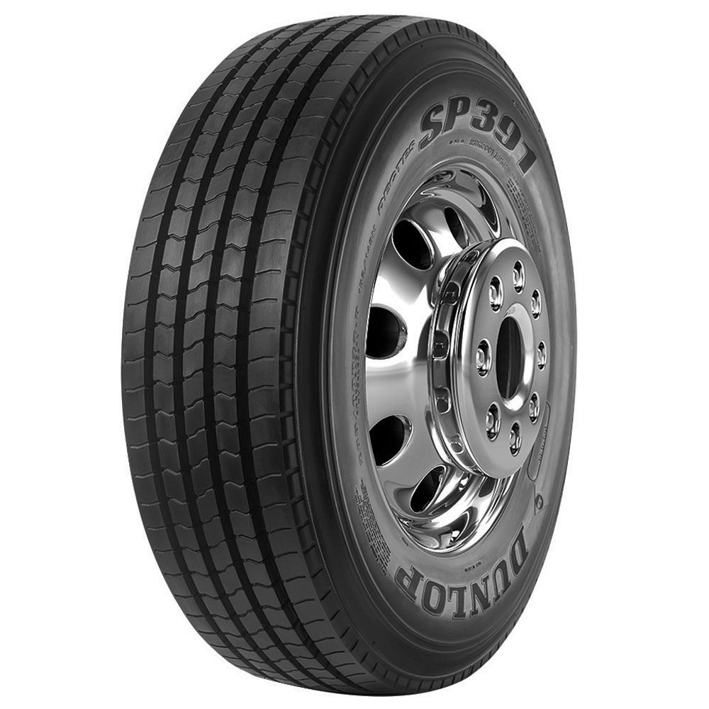 Pneu 315/80R22,5 Dunlop SP391 Liso 18 Lonas 154/150M
