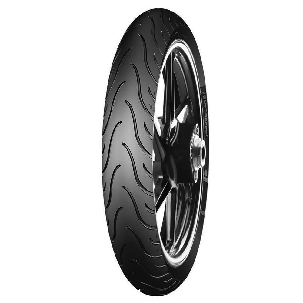 Pneu 60/100-17 Michelin Pilot Street 33L TL/TT Moto (Dianteiro)