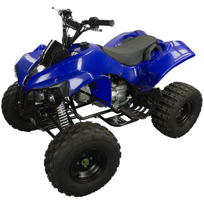 Quadriciclo SRO-ATV008 125cc - Azul
