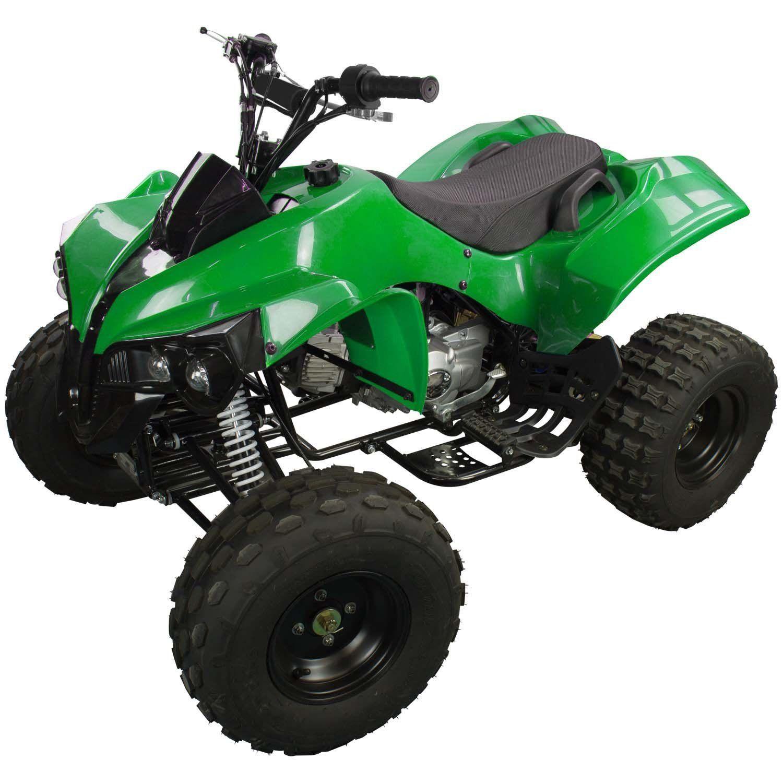 Quadriciclo SRO-ATV008 125cc - Verde