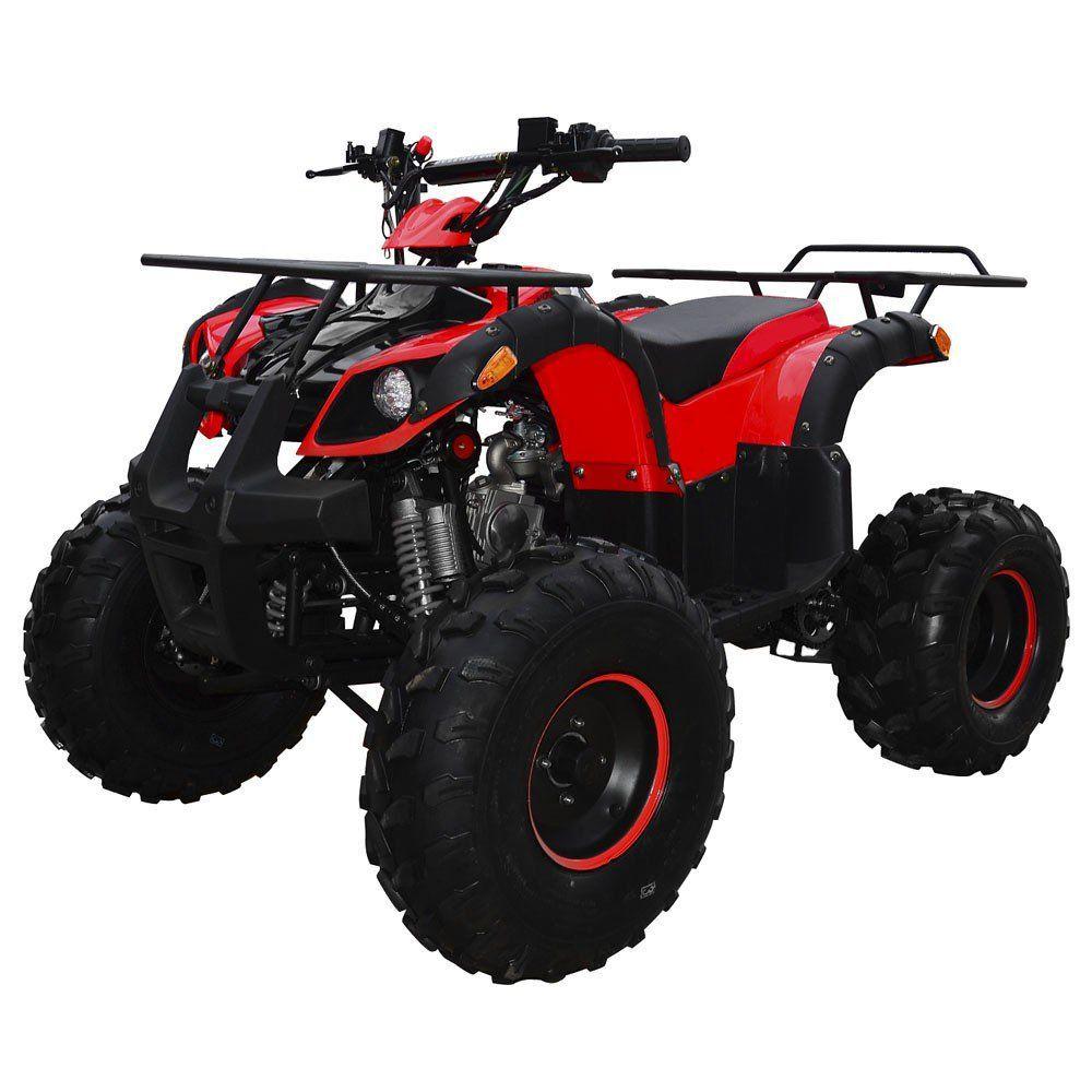 NÃO ATIVAR!!!! Quadriciclo SRO-ATV016 150cc - Vermelho