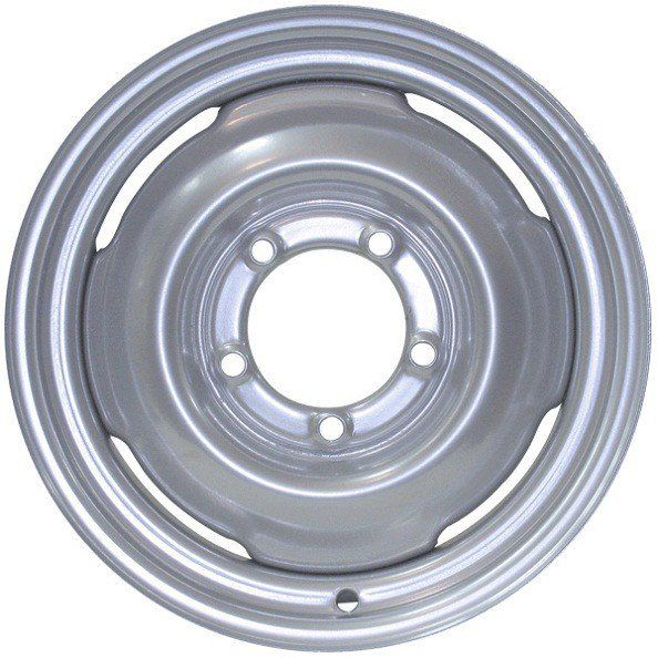 Roda de Ferro Original Aro 16 RB-133 (Jeep Willys) Tala 4,5