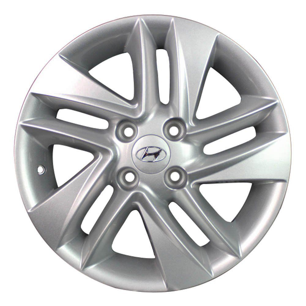 Roda de Liga-Leve Aro 15 Krmai (Modelo R43) 4x100 Hyundai HB20 (1 UNIDADE)
