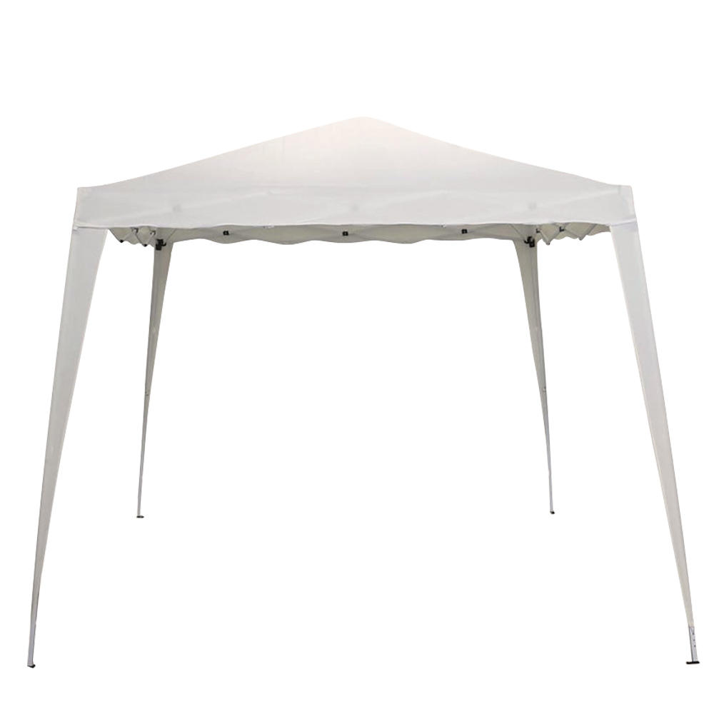 Tenda Gazebo 2,4x2,4m Articulado Importway Branco IWGZA240BR