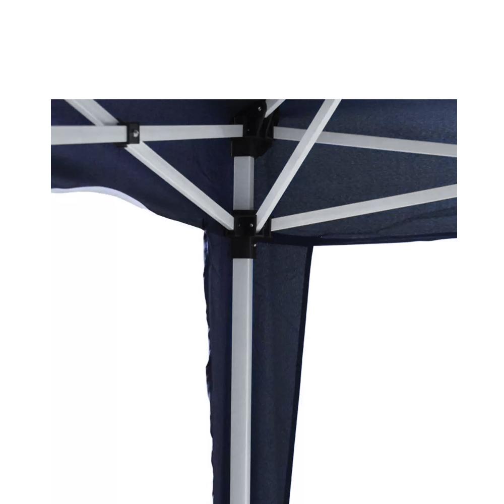 Tenda Gazebo 3x3m Articulado Importway Azul IWGZA3AZ