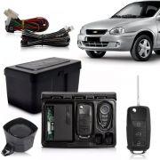 Alarme Automotivo Bloqueador Anti-furto Chave Canivete Corsa Hatch 1994 Até 2012