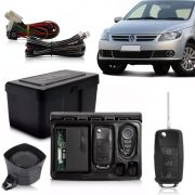 Alarme Automotivo Bloqueador Anti-furto Chave Canivete Gol G5 2008 Até 2012
