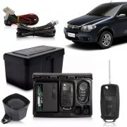 Alarme Automotivo Bloqueador Anti-furto Chave Canivete Palio Economy Todos