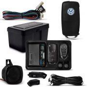 Alarme Automotivo Com Chave Canivete Bloqueador Precision Top V Volkswagen Todos