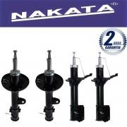Jogo 04 Amortecedores Nakata Hyundai Tucson 2005 Até 2014 Sportage 2006 Até 2010