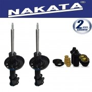 Par de Amortecedores Dianteiro Nakata Astra Hatch e Sedan 1999 até 2012 + Kit Suspensão