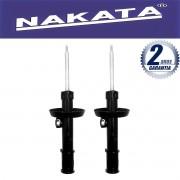Par de Amortecedores Dianteiro Nakata Cobalt 2012 Até 2015