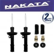 Par de Amortecedores Dianteiro Nakata Cobalt 2012 Até 2015 + Kit da Suspensão