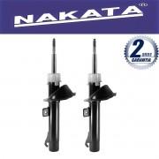Par de Amortecedores Dianteiro Nakata Ford Ka 1996 Até 2007