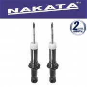 Par de Amortecedores Traseiro Nakata Corolla 2008 Até 2011