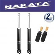 Par de Amortecedores Traseiro Nakata Hyundai HB20 2012 Até 2015 + Kit da Suspensão