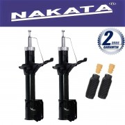Par de Amortecedores Traseiro Nakata Hyundai Tucson 2005 Até 2014 Sportage 2006 Até 2010 + Kit da Suspensão