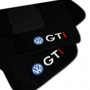 Tapete Carpete Personalizado Logo Bordada Golf Gti