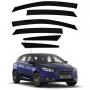 Calha de Chuva Defletor Fumê Focus Hatch 2014 até 2015 4 Portas