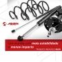 Par de Amortecedores Dianteiros Citroen Aircross 2010 Até 2017 + Kit da Suspensão