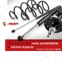 Par de Amortecedores Traseiro Hyundai HB20 2012 Até 2015