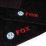 Tapete Carpete Personalizado Logo Bordada Fox 2003 Até 2014