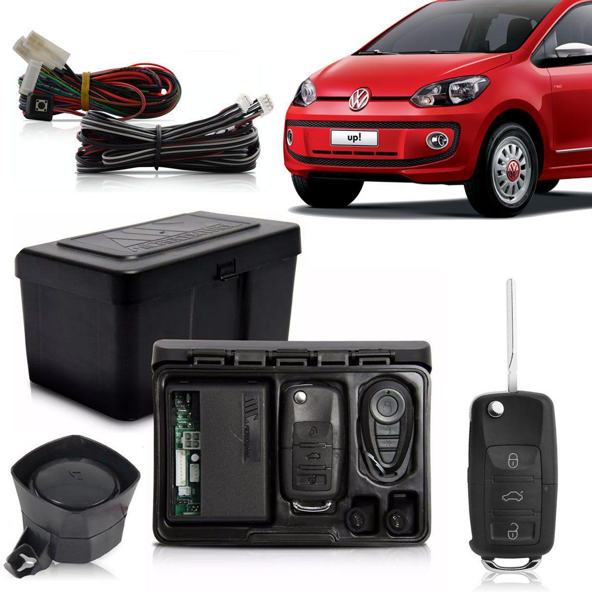 Alarme Automotivo Bloqueador Anti-furto Chave Canivete Up! 2011 Até 2019