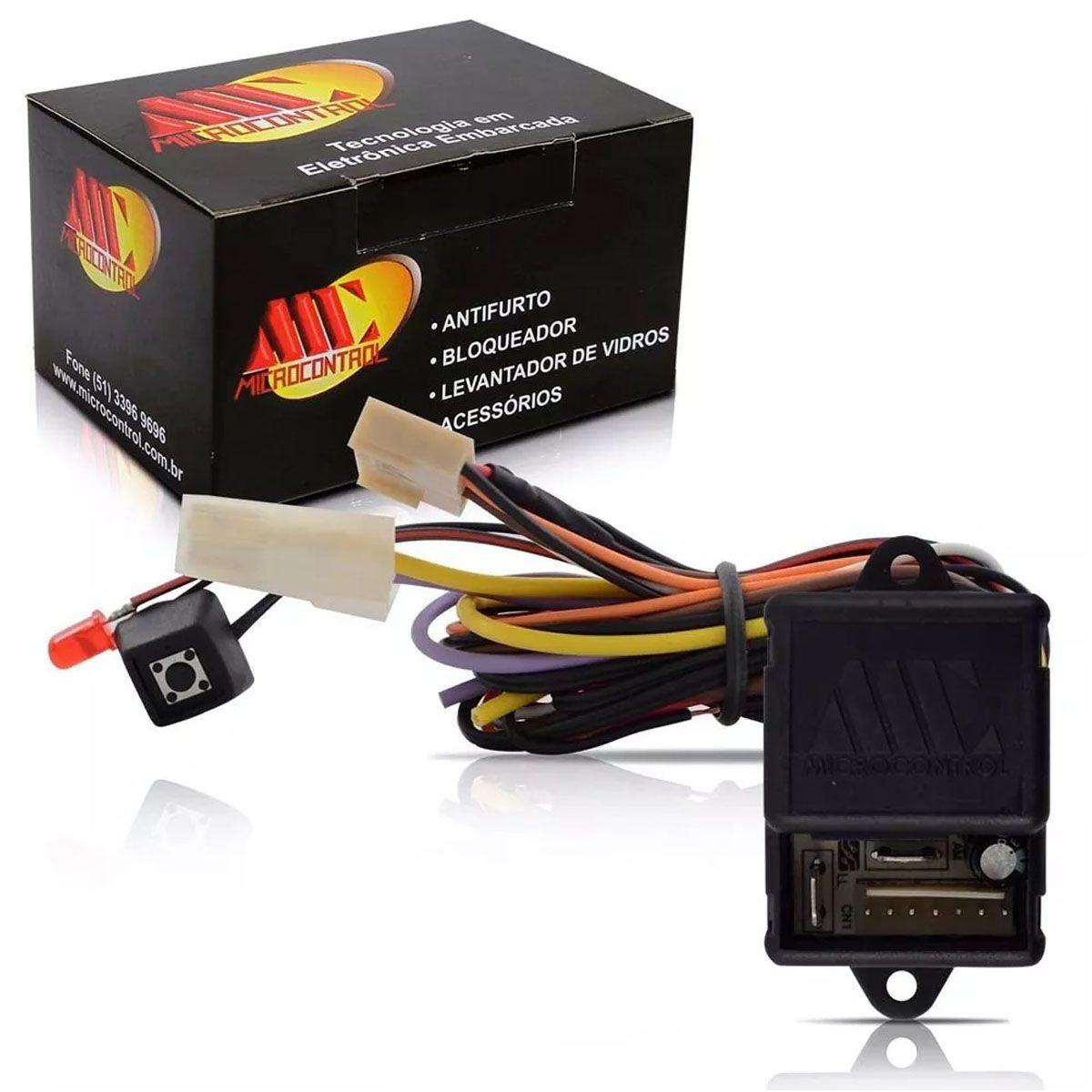 Antifurto Bloqueador Corta Combustível Automotivo Universal BLOCK PLUS G2