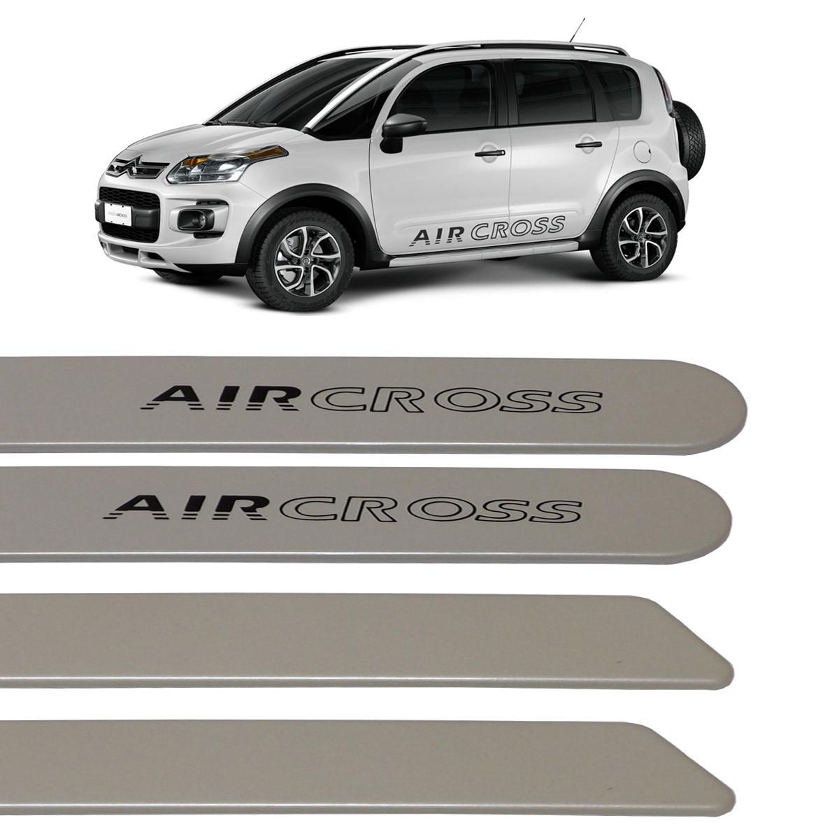 Jogo Friso Lateral AirCross Branco Nacre 2013 até 2016