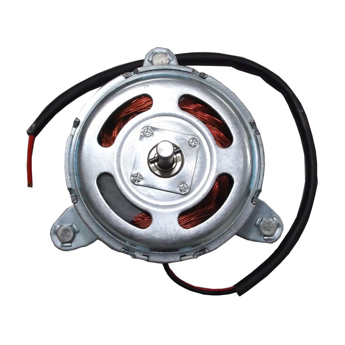 Motor Ventoinhar Universal 12 Volts Com Pino Adaptador