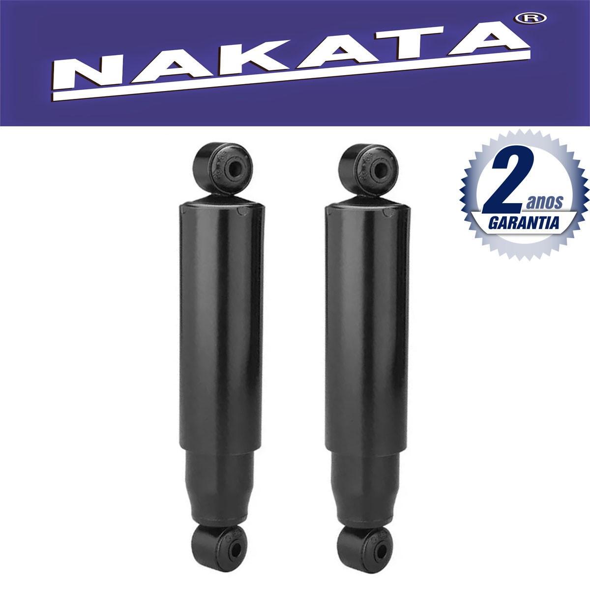 Par de Amortecedores Dianteiro Nakata A-10 D-10 A-20 C-20 D-20 1981 Até 1992