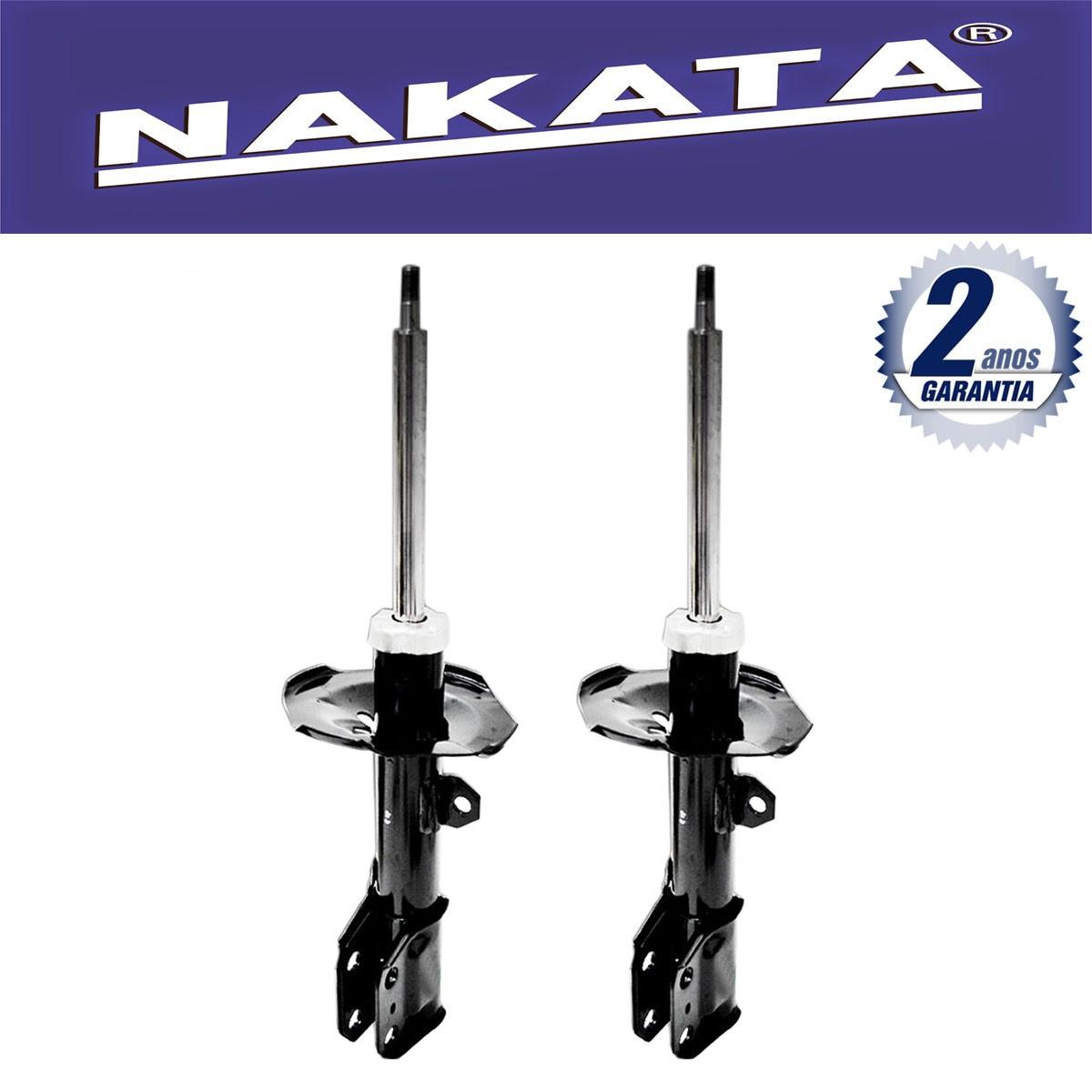 Par de Amortecedores Dianteiro Nakata Corolla 2008 Até 2011
