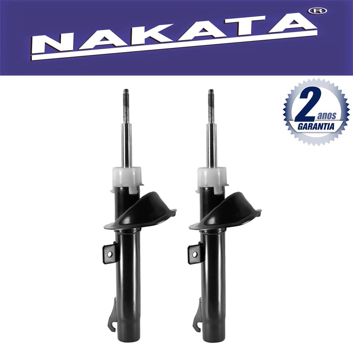 Par de Amortecedores Dianteiro Nakata Ford Focus Hatch e Sedan 2008 Até 2013
