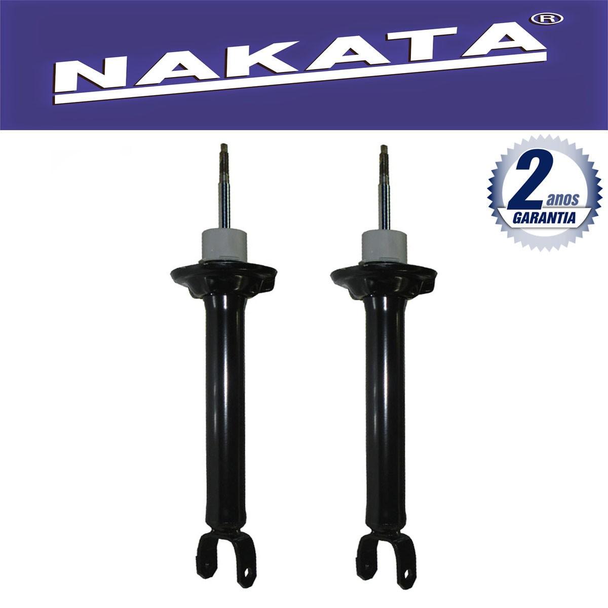 Par de Amortecedores Traseiro Nakata Ford Ka 1996 Até 2007