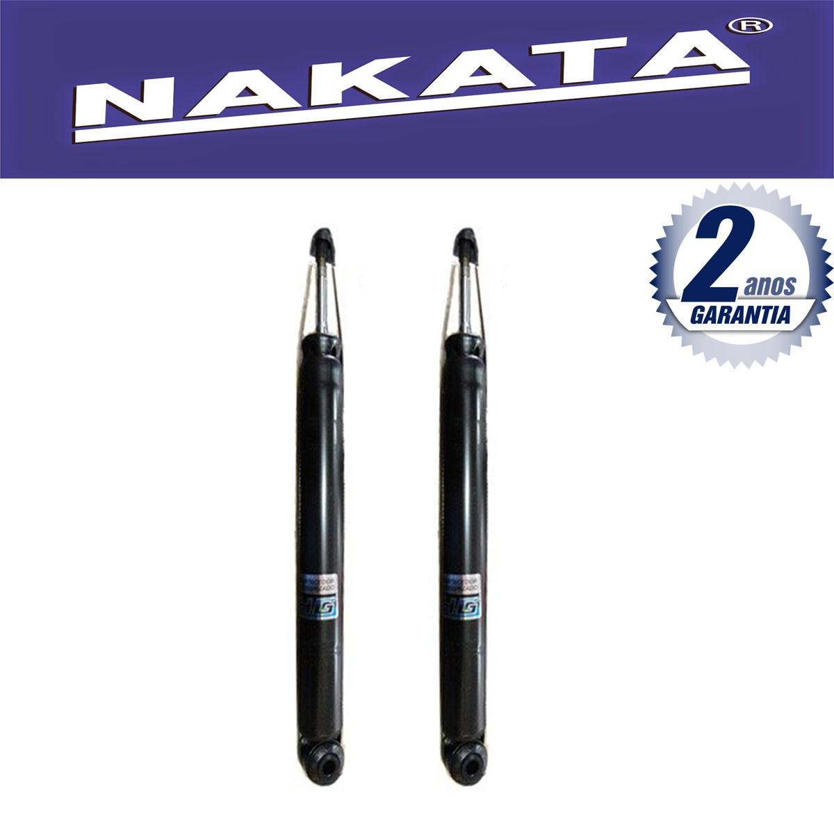 Par de Amortecedores Traseiro Nakata New Civic 2006 Até 2011