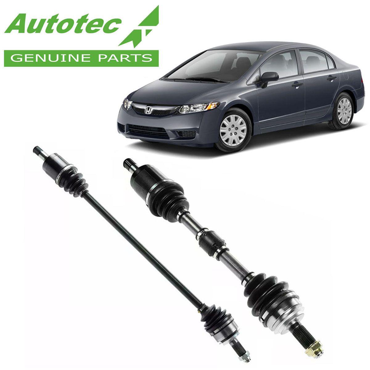 Semi Eixo New Civic 1.8 Automático 2006 Até 2011