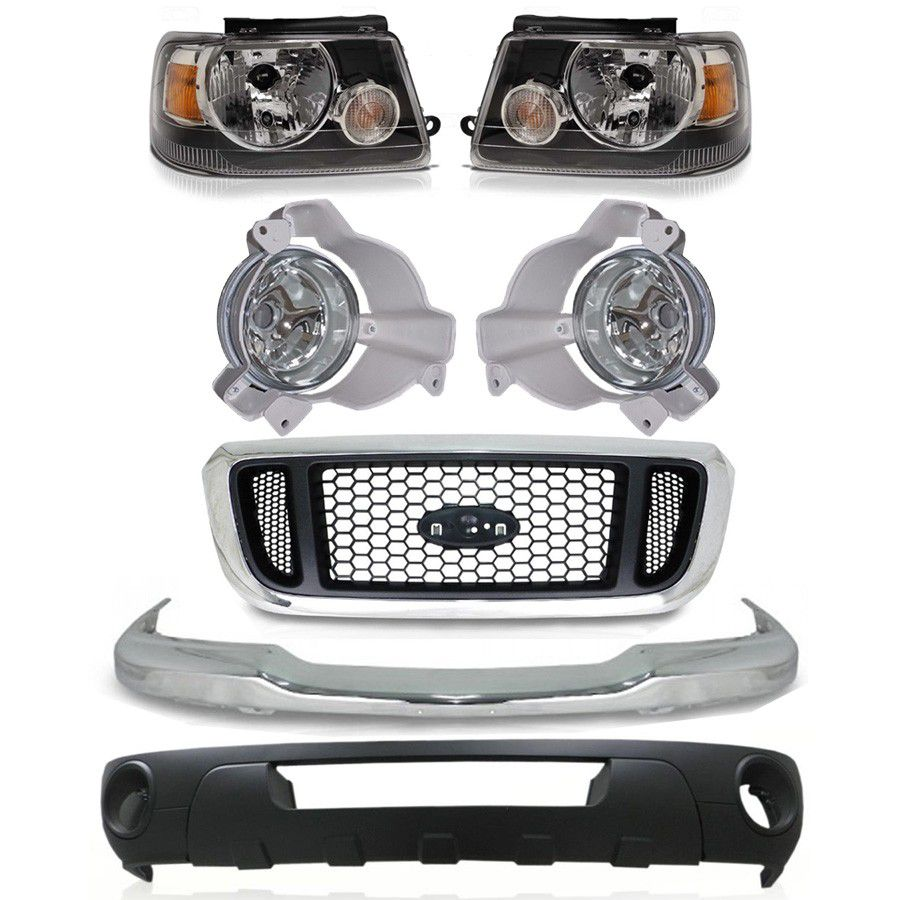 Kit Frente Ford Ranger 05 06 07 08 09