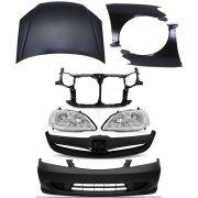 Kit Frente Honda Civic 04 05 06
