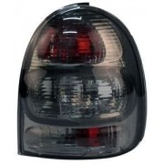 Lanterna Traseira Black Altezza Corsa 2 Portas Wind 00-02