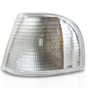 lanterna dianteira pisca santana 91-95 cristal  modelo cibie